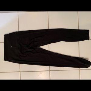 Black Lululemon Align Pant ll Leggings